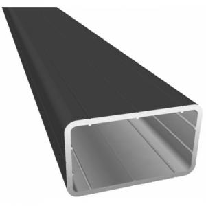 Aluminium Unterkonstruktion 29x49 mm in 290cm Länge