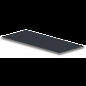 HPL Fassadenplatte (305 x 130 cm) in anthrazit