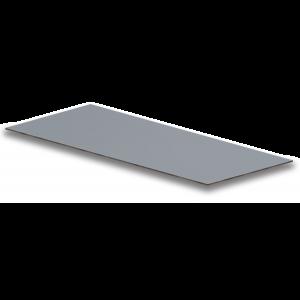 HPL Fassadenplatte (305 x 130 cm) in grau
