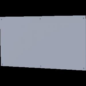 HPL Designpaneele (für unsere Gartenhäuser) in grau