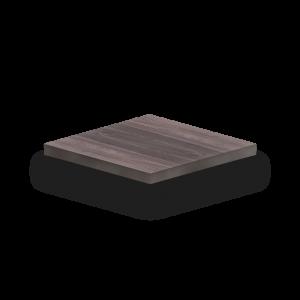 HPL-Platte Handmuster in esche-grau
