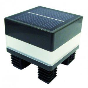 LED-Pfostenkappe (Solar) für all unsere HPL-Steckzäune